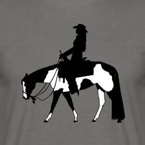 pleasure riding - Men's T-Shirt