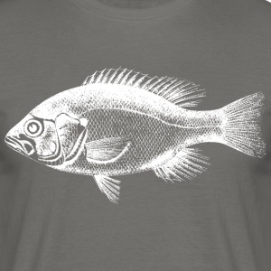 freshwater perch - Men's T-Shirt