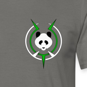 panda - T-skjorte for menn