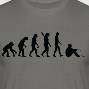 Evolution GAMER b - Men's T-Shirt