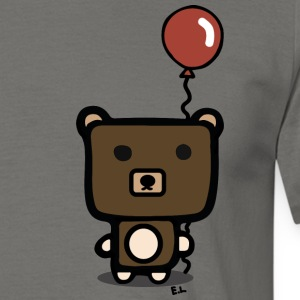 cute bear - T-shirt herr