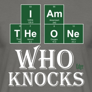 The_one_who_Knocks - T-shirt herr