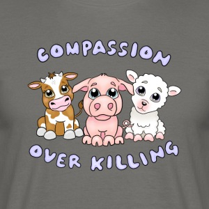 Compassion - T-shirt herr