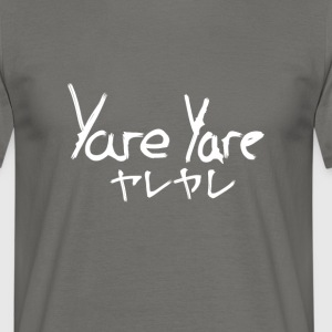 Yare Yare whtie - T-shirt Homme