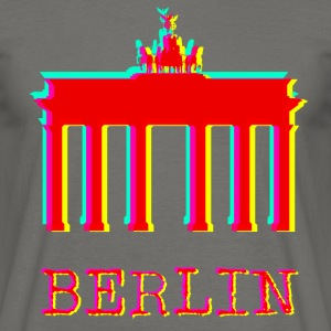 Berlin - Brandenburger Tor - Männer T-Shirt