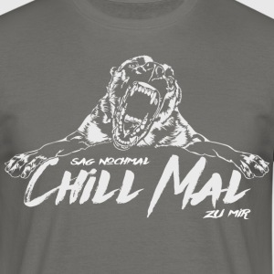 fois Chill - malinois - T-shirt Homme