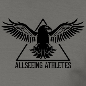 alziende Athlete - Mannen T-shirt