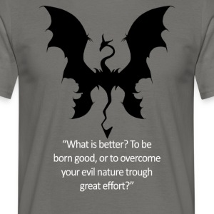 Dragon Quote - Men's T-Shirt