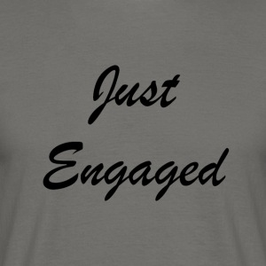 Just Engages - Men's T-Shirt