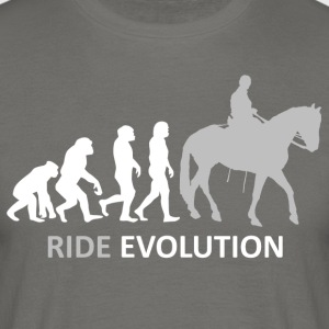++ ++ Ride Evolution - Men's T-Shirt