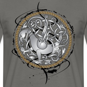 Hawk Vedrfolnir Viking - Men's T-Shirt