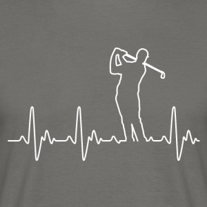 Heart of Golf - Men's T-Shirt