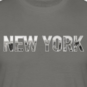 New York - Männer T-Shirt