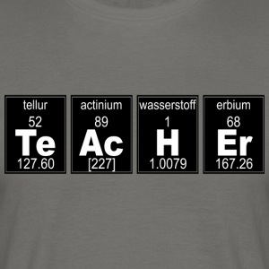 Chemistry Teacher - Men's T-Shirt