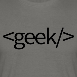 geek - Men's T-Shirt