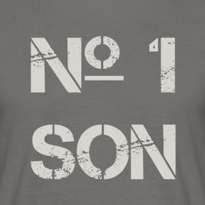 No.1 SON - Herre-T-shirt