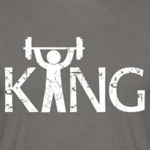King of the Gym - T-shirt Homme