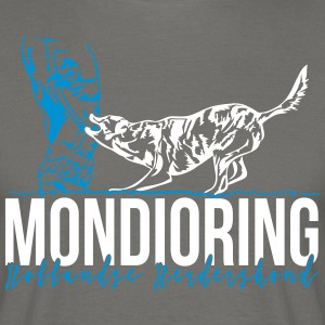 Hollandske Shepherd Dog Mondioring - Herre-T-shirt