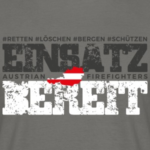 Austrian Firefighters Edition 2017 - Männer T-Shirt