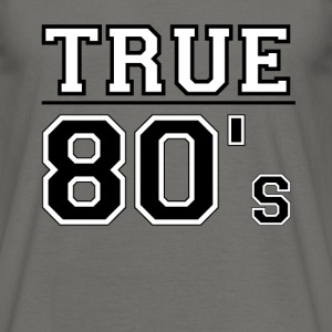 True80-small - T-shirt herr