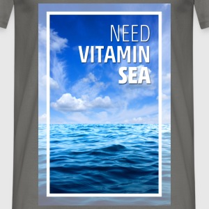 water-vitamin - Men's T-Shirt