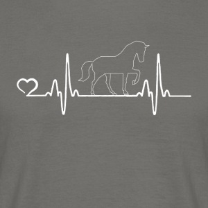 Cheval - Heartbeat - T-shirt Homme