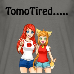 TomoTired ..... - T-shirt herr