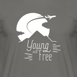 Young and Free - T-shirt Homme