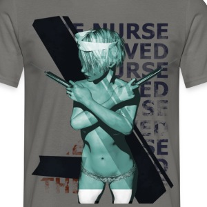 The Nurse - Men's T-Shirt