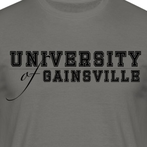 Universiteit van Gainsville - Mannen T-shirt