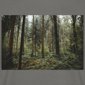 Nasser forest - Men's T-Shirt