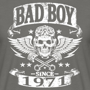 Bad boy since 1971 - T-shirt Homme