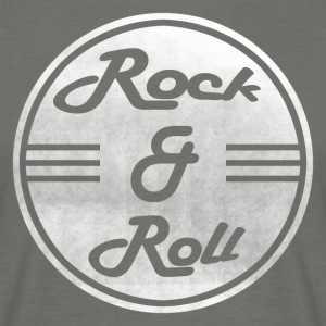 Rock & Roll - Mannen T-shirt