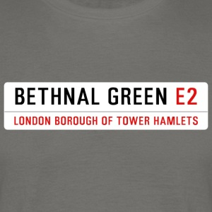Bethnal Green Street Sign - Men's T-Shirt