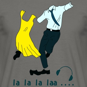 dans La la land - T-skjorte for menn