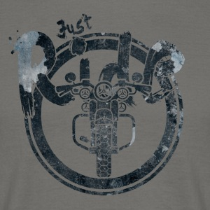 JUST RIDE - Let Go - Mannen T-shirt