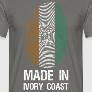 MADE IN IVORY COAST - Männer T-Shirt