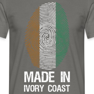 MADE IN CÔTE-D'IVOIRE - T-shirt Homme