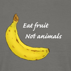 Eat fruit - T-shirt dam - T-shirt herr