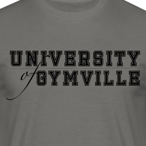 University of Gymville - T-shirt Homme