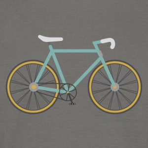 Road / Single Speed ​​Bike / - Men's T-Shirt