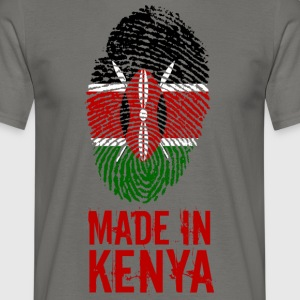 Made In Kenya / Kenia - Männer T-Shirt