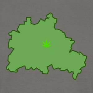 Berlin 420 - Mannen T-shirt