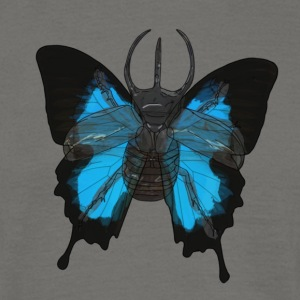 Beetle-Butterfly - Men's T-Shirt