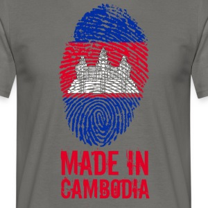 Made In Cambodia / Cambodia - Men's T-Shirt