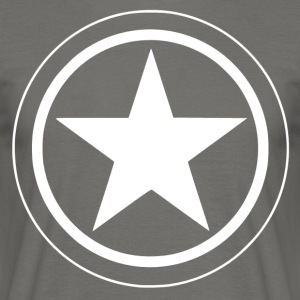 Star Logo - Men's T-Shirt