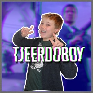 Tjeerdoboy - Men's T-Shirt