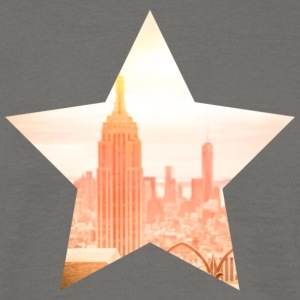 top-of-the-rock-new-york - T-shirt Homme