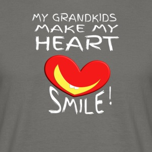 grand kids - Men's T-Shirt