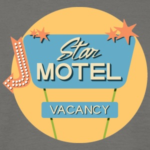 Star MOTEL - Mannen T-shirt